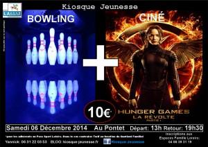 bowling+ciné