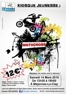 kiosque jeunesse motocross