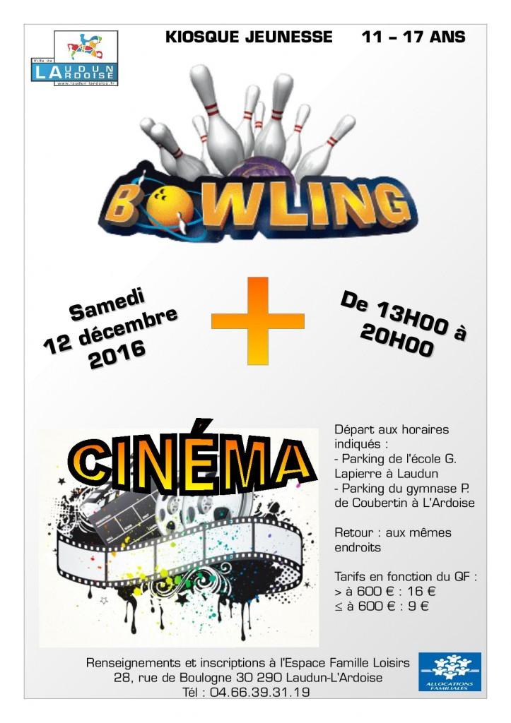 Bowling Cinéma